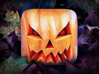 halloween-Pumpkin-App-Icon-design