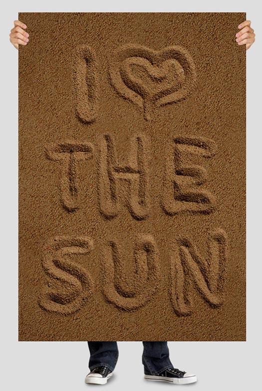 sand-font