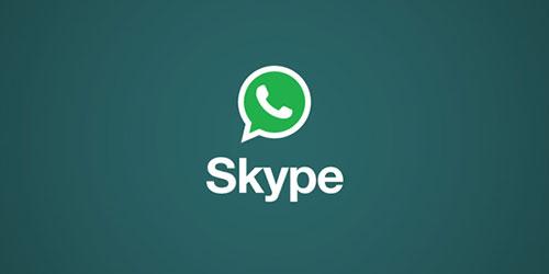 8-Skype-Funny-logo