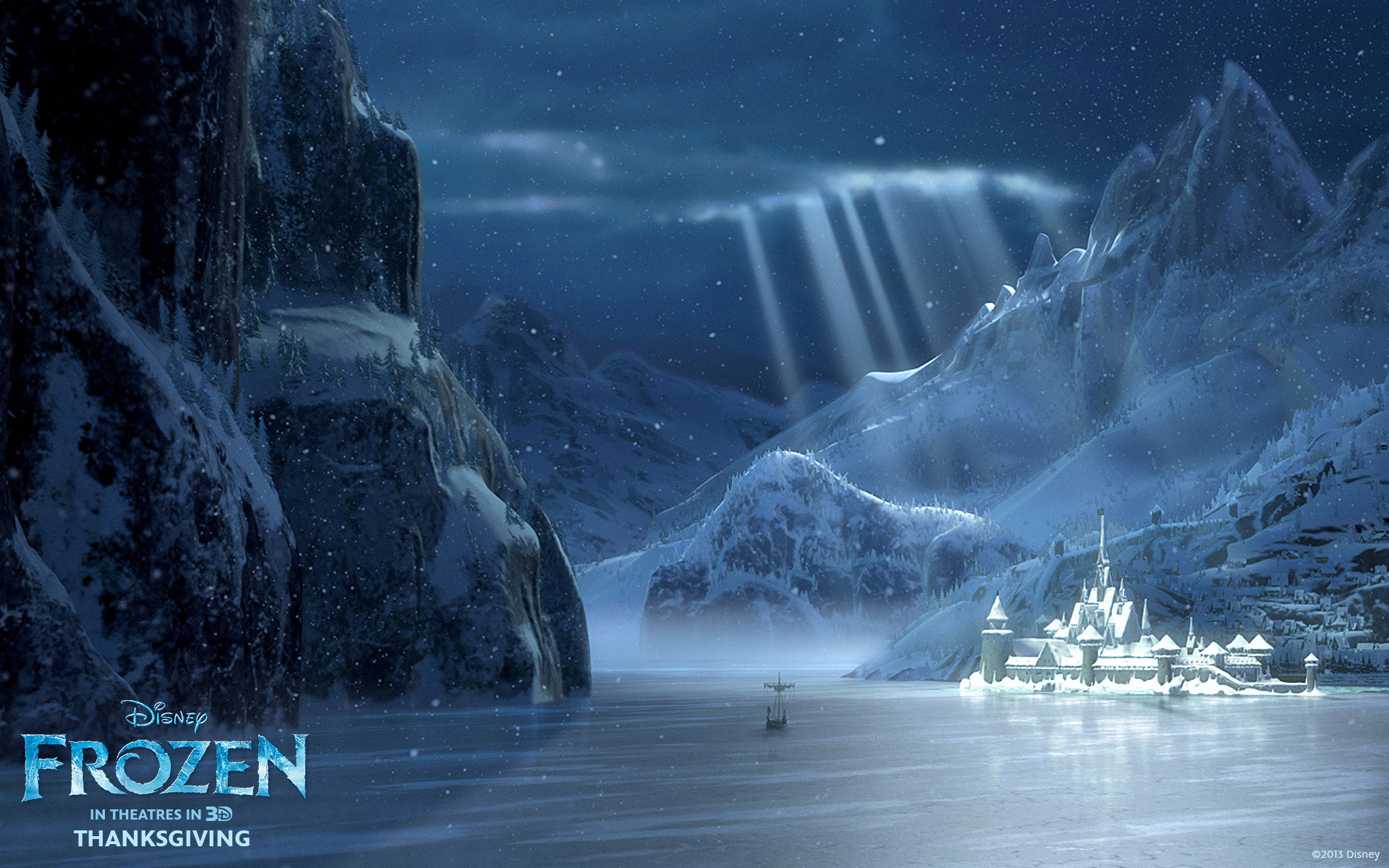 Winter Wallpaper For Facebook facebook movie frozen wallpapers covers timeline arendelle