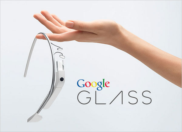 Google Glass Top 10 New Technology Gadgets of 2013