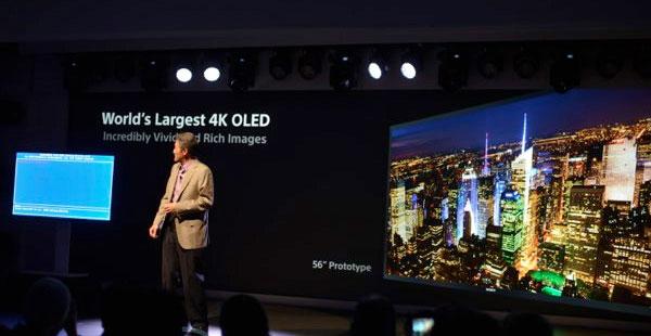Sony-4K-OLED-TV