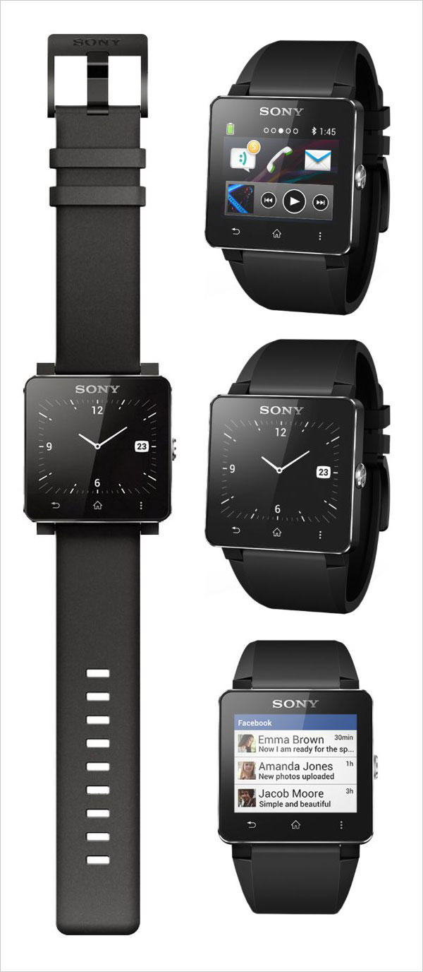 Sony-Smart-Watch-SW2-for-Android-Phones