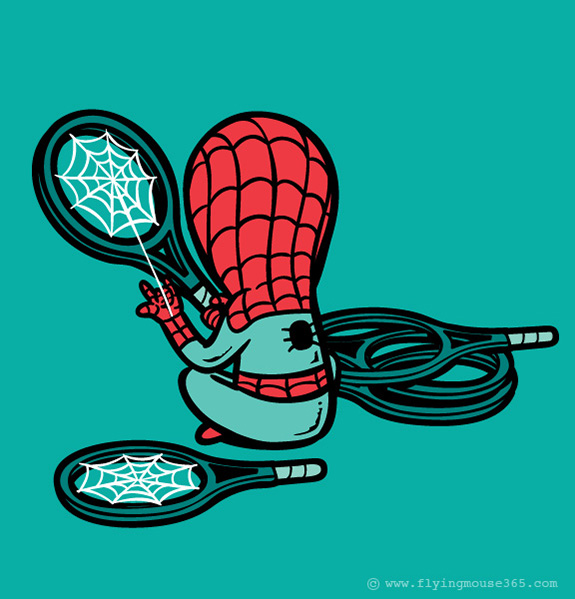 spiderman--funny-poster