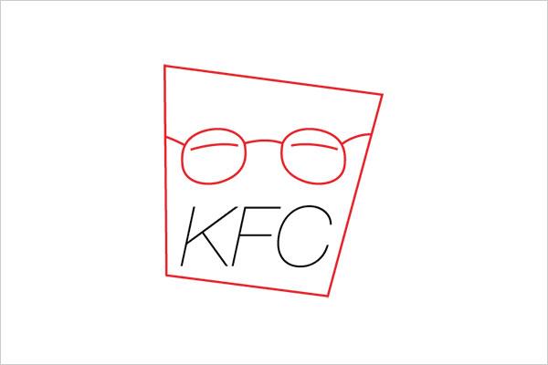 ultra-minimalist-logo-kfc