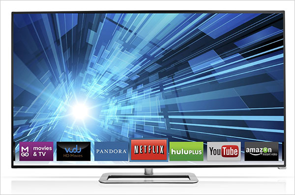 vizio m series 80 inch razor led smart tv Top 10 New Technology Gadgets of 2013