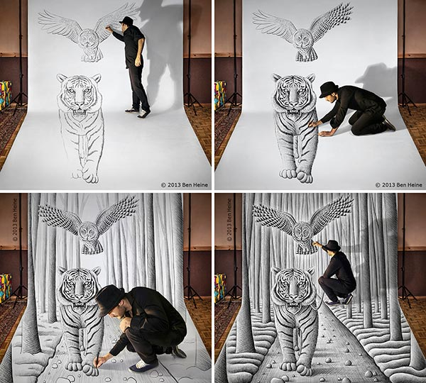 3D-Pencil-Drawing-by-Benheine