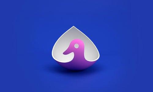 3d logo design 10 New Trends of Logo Design for 2014