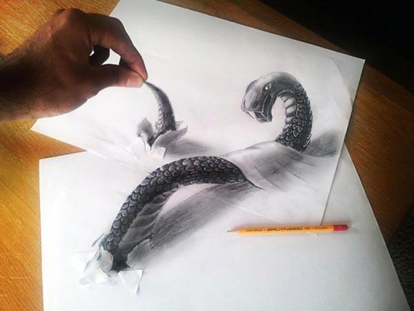 3d-optical-illusions-pencil-art-1