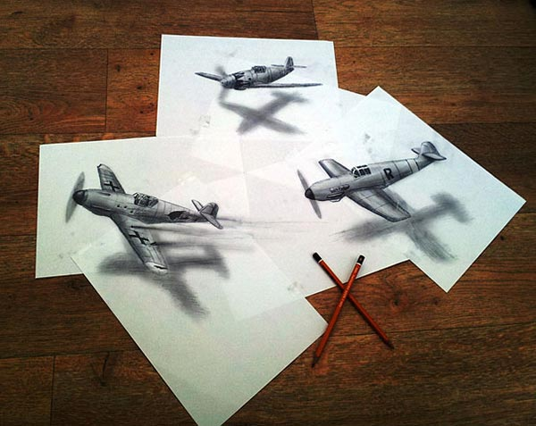 3d-optical-illusions-pencil-art-8