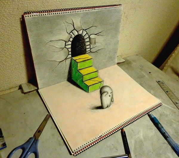 3d_drawing__escape