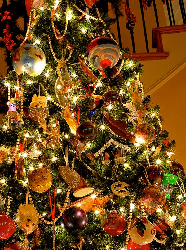 Christmas Tree Ornaments 2013 Christmas Tree Decorations & Ideas for ...