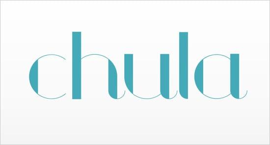 Chula-Free-Font-2014