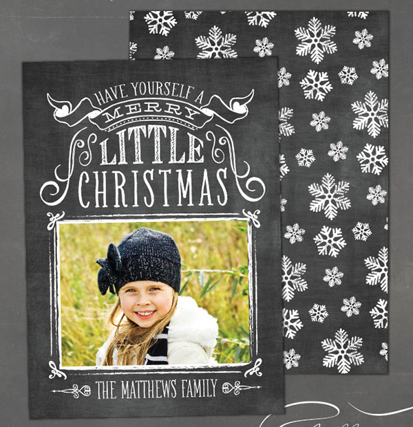 Diy-Photo-Christmas-Card-Designs
