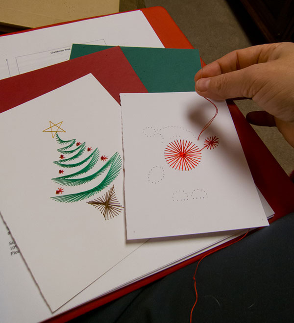 Xmas Card Ideas To Make Part - 23: Do It Yourself Unique Christmas Card Ideas
