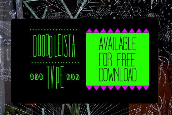 Dooodleista-Type-Handmade-Free--Font