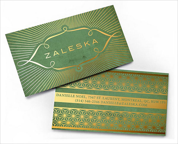 Gold-Foil-Business-Card-Design