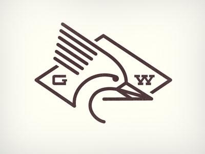 Grants-Woodpecker-Logo-design