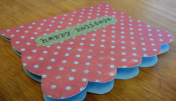 Happy-Holidays-Handmade-Christmas-card