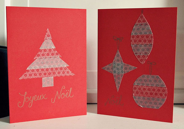 50+ Beautiful Diy \u0026 Homemade Christmas Card Ideas For 2013