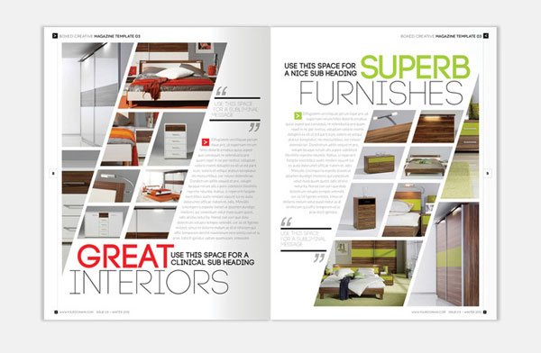 Really Beautiful Brochure Designs Templates For Inspiration - Brochure design templates indesign