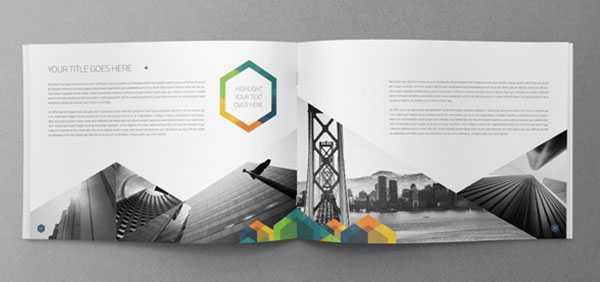 25 really beautiful brochure designs templates for for Brochures design templates