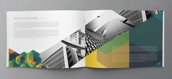 amazing brochure designs - 25 really beautiful brochure designs templates for