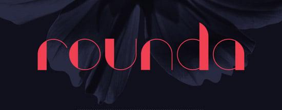 ROUNDA-New-Free-Font-2014