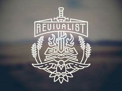 Revivalist_Line_logo-design