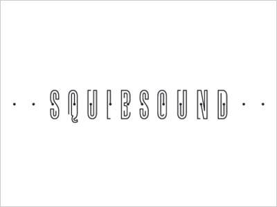Squibsound-line-Logotype