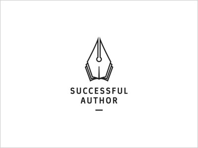 Successful-Author-logo-design