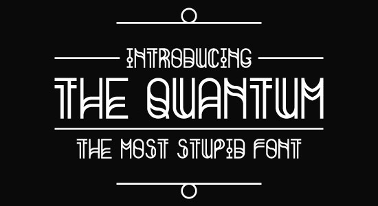 The-Quantum-Unique-free-font-download
