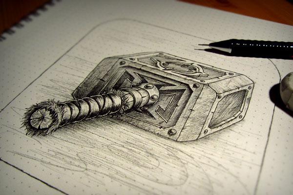 Thor-2-Hammer-Icon
