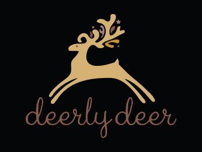 deerly-deer-logo