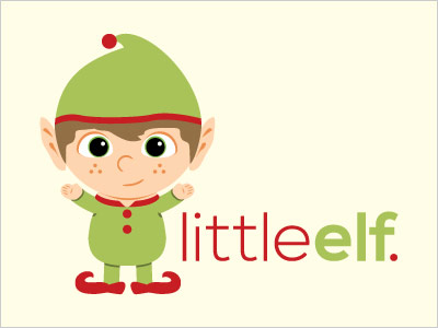 little-elf-logo