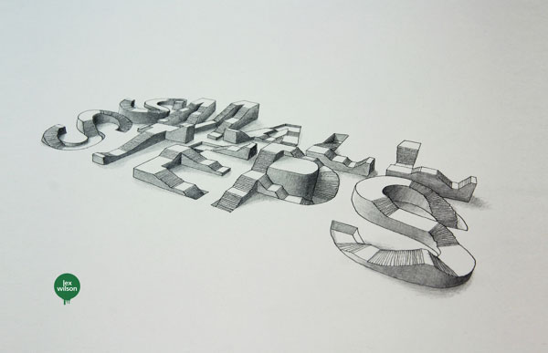 Amazing-3D-typography-7
