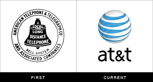 At&t-old-&-new-logo