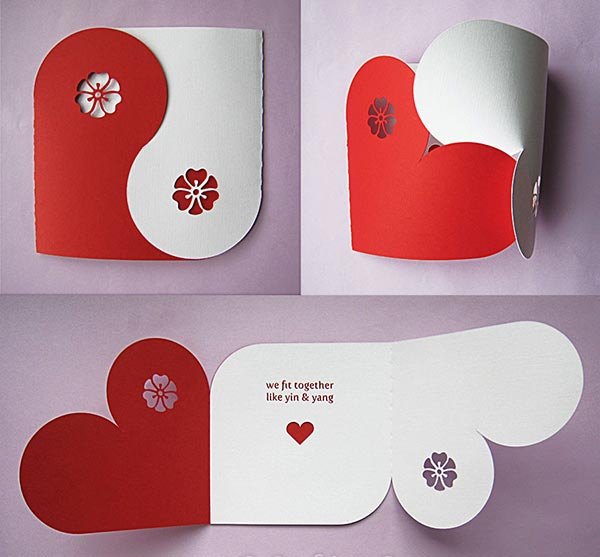 creative valentines card ideas