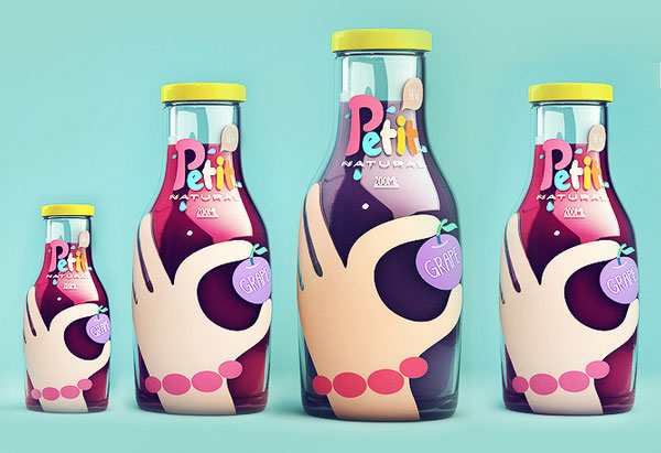 Grape-juice-packaging-design-
