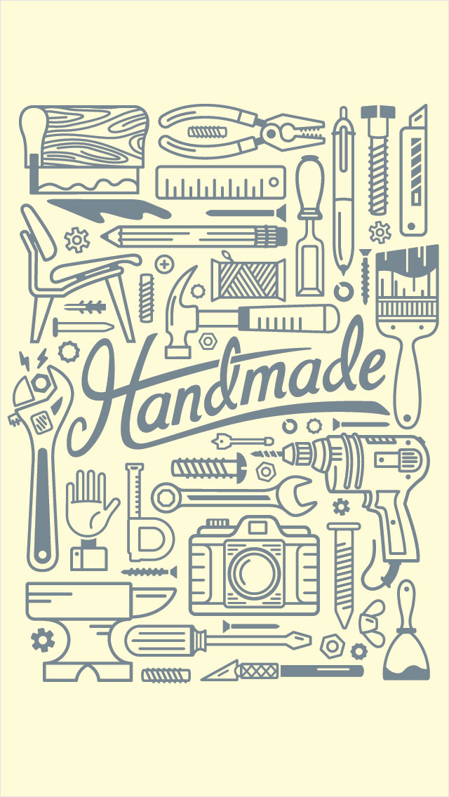 Handmade-iphone-5-Wallpaper