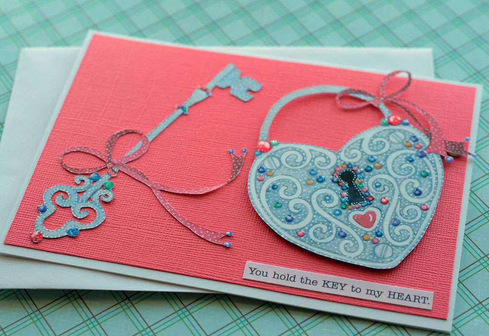 25 Beautiful Valentines Day Card Ideas 2014 – Cute Valentine Cards Homemade