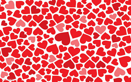Hearts-background-for-valentine's-day-2014