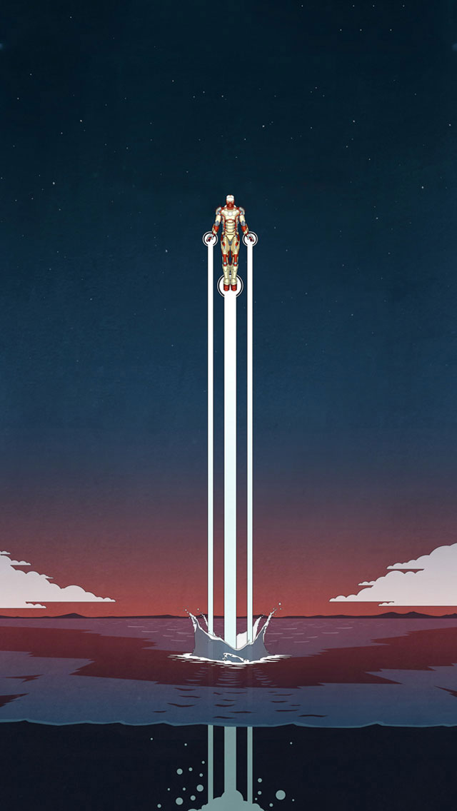 Iron-man-iPhone-Wallpaper