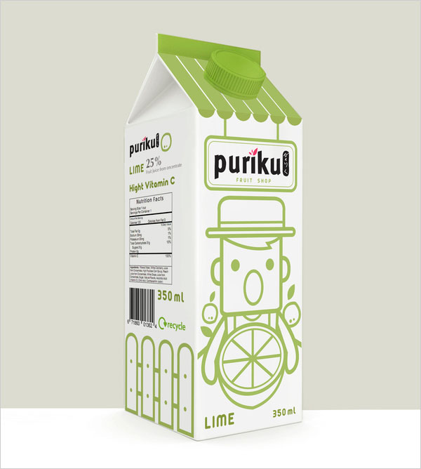 Lime-juice-packaging-design