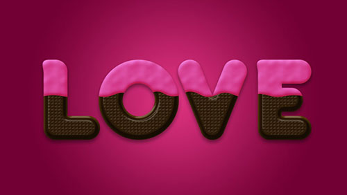 Love-Chocolate-Text-Effect-Tutorial-for-Valentines-Day