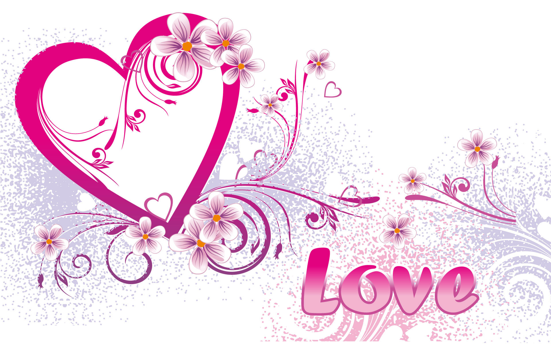 Love Heart Design Wallpaper : 35 Happy Valentine s Day HD Wallpapers, Backgrounds & Pictures