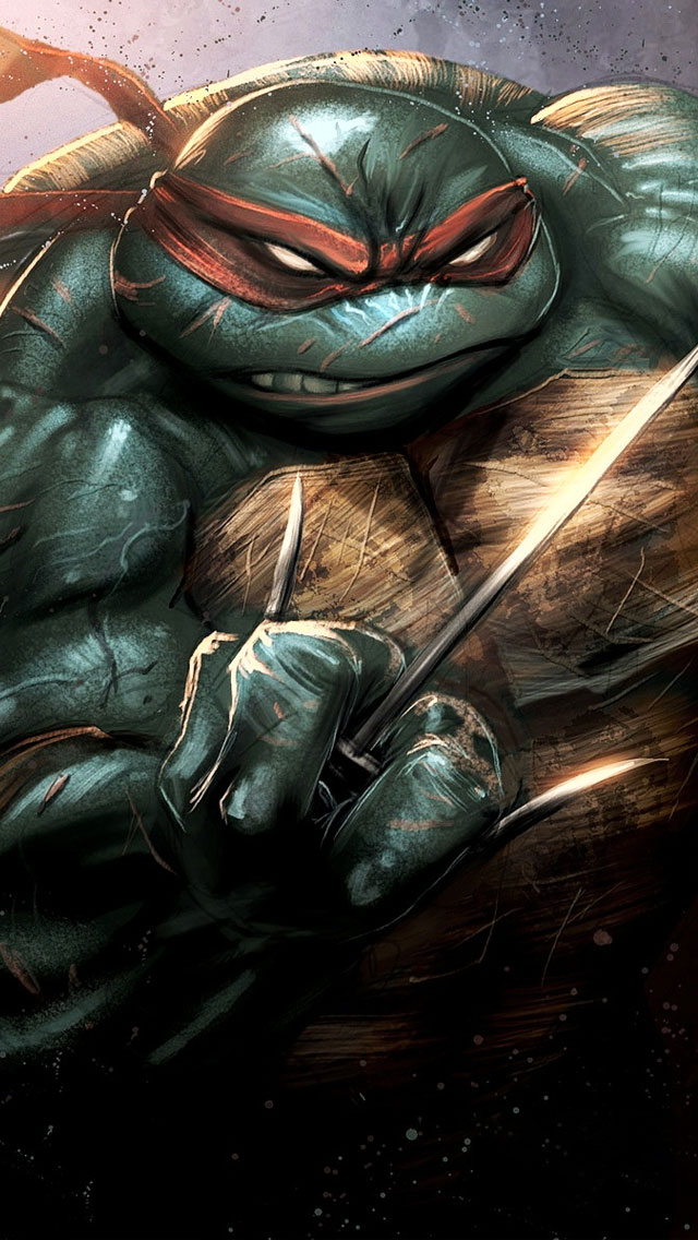 Ninja-turtle-iPhone-5-Wallpaper