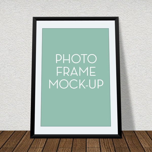 Photo-frame-psd-Mock-up
