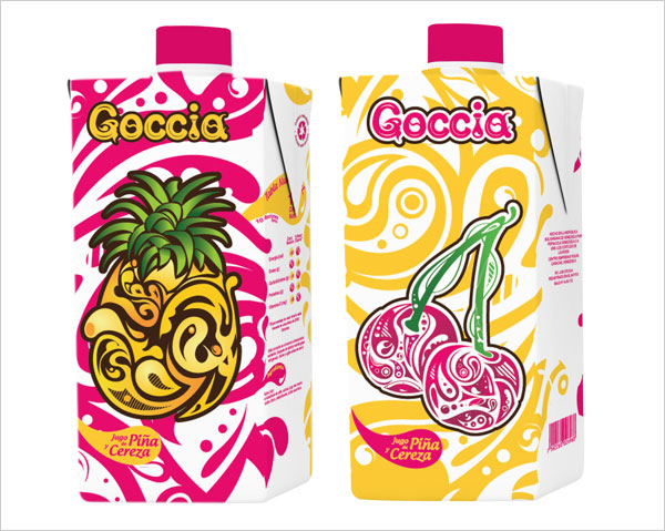 Pineapple-&-Cherry-Juice-Packaging