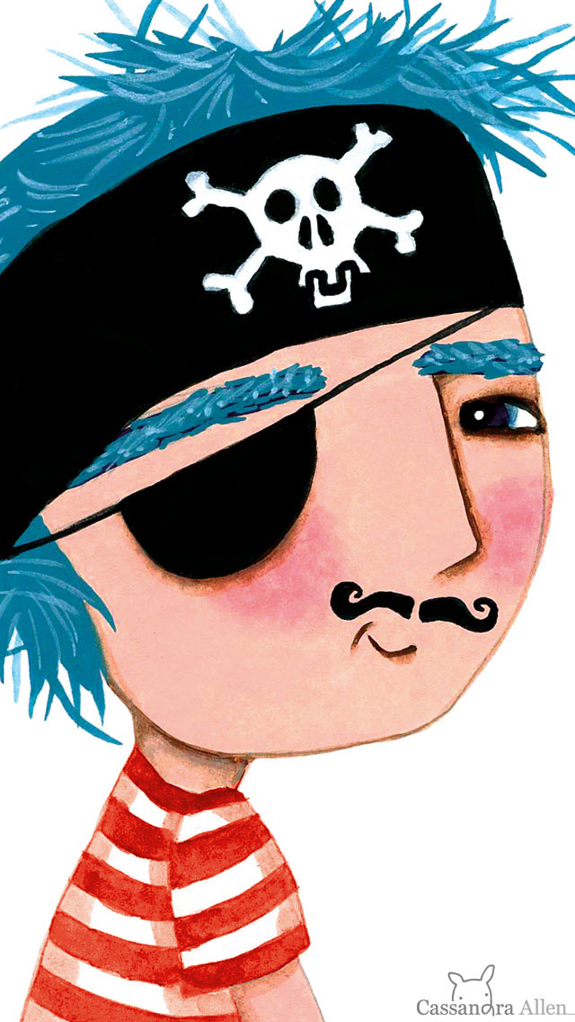 Pirate-iphone-5-wallpaper